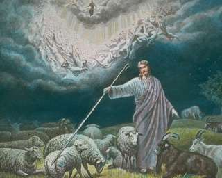 Притча об овцах и козлах